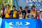 Team Australia. Credit: Michael Tweddle
