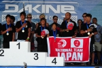 Team Japan. Credit: Michael Tweddle