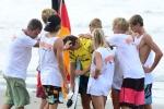 Team Germany. Credit: ISA/ Michael Tweddle