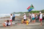 Team South Africa. Credit: ISA/ Michael Tweddle