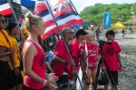 Team Hawaii. Credit: ISA/ Michael Tweddle