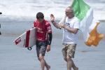 Team Ireland. Credit: ISA/ Rommel Gonzales