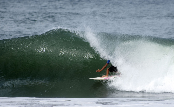 BRA -  Gabrie Farias. Credit: ISA/  Rommel Gonzales