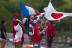 Team Japan. Credit: ISA/ Romel Gonzales