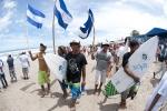 Team Nicaragua. Credit: ISA/ Rommel Gonzales