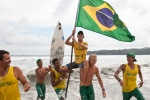 Team Brazil. Credit:ISA/ Parkin