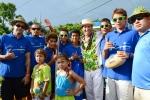 Team El Salvador. Credit: Michael Tweddle