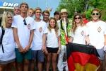 Team Germany. Credit: Michael Tweddle