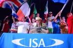 All Teams and ISA President Fernando Aguerre. Credit: Michael Tweddle