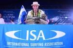 ISA President Fernando Aguerre. Credit: Michael Tweddle