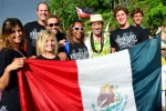 Team Mexico and ISA President Fernando Aguerre. Credit: Michael Tweddle