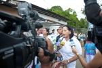 Minister Tourism. Credit: ISA/ Rommel Gonzales