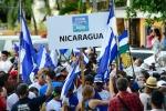 Team Nicaragua. Credit: Michael Tweddle