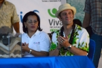 Nicaragua Tourist Ministry and ISA President Fernando Aguerre. Credit: Michael Tweddle