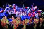Opening Ceremony. Credit: ISA/ Rommel Gonzales