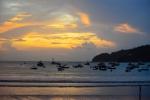 Sunset San Juan del Sur. Credit: Michael Tweddle