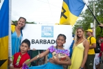 Team Barbados. Credit: ISA/ Rommel Gonzales