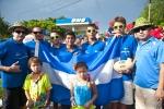 Team El Salvador. Credit: ISA/ Rommel Gonzales