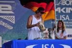 Team Germany. Credit: ISA/ Rommel Gonzales