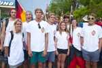 Team Germany. Credit: ISA/ Rommel Gonzales
