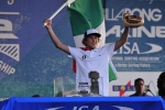 Team Italy. Credit: ISA/ Rommel Gonzales