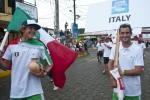 Team Italy. Credit: ISA/ Rommel Gonzales