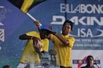 Team Jamaica. Credit: ISA/ Rommel Gonzales