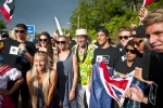 Team New Zealand. Credit: ISA/ Rommel Gonzales