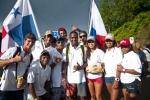 Team Panama. Credit: ISA/ Rommel Gonzales