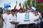 Team Tahiti. Credit: ISA/ Rommel Gonzales