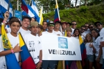 Team Venezuela. Credit: ISA/ Rommel Gonzales