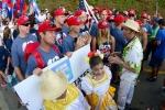 Team USA and ISA President Fernando Aguerre. Credit: Michael Tweddle