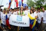 Team Venezuela and ISA President Fernando Aguerre. Credit: Michael Tweddle