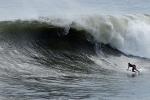 FFree Surfing Popoyo. Credit: ISA/ Rommel Gonzales