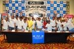 Team Nicaragua and ISA President Fernando Aguerre. Credit: ISA/ Michael Tweddle