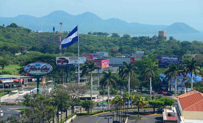 Managua City. Credit: ISA/ Michael Tweddle