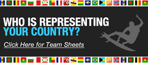 Who is representing Your Country? Click Here!