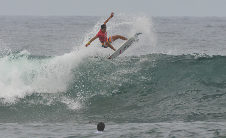 Gabriel Andre de Brasil.. Foto: ISA/Michael Tweddle